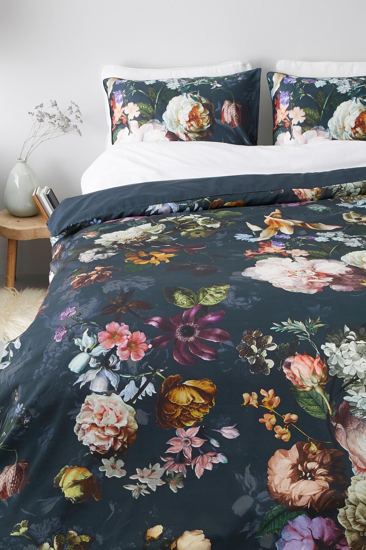 Bloemenzee fleur dekbedovertrek essenza bloemen slapen slaapkamer