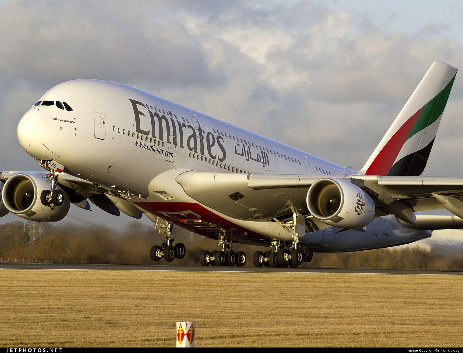 A380 Emirates Emirates Airline Emirates Airbus Aircraft