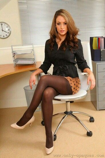 secretary office fashion pantyhose pinterest legs. Black Bedroom Furniture Sets. Home Design Ideas