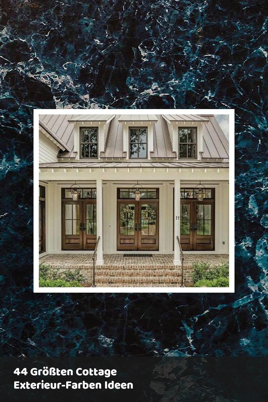Lovely 44 Größten Cottage ExterieurFarben Ideen