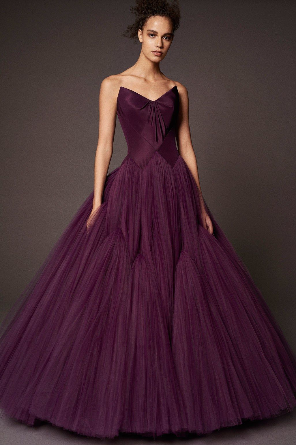 Zac posen wedding dress  December   at AM from fyeahgowns  Random  Pinterest