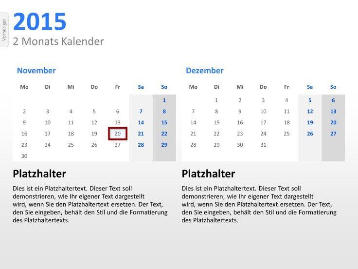 Nett 2015 Kalender Vorlagen Fotos - Dokumentationsvorlage Beispiel ...
