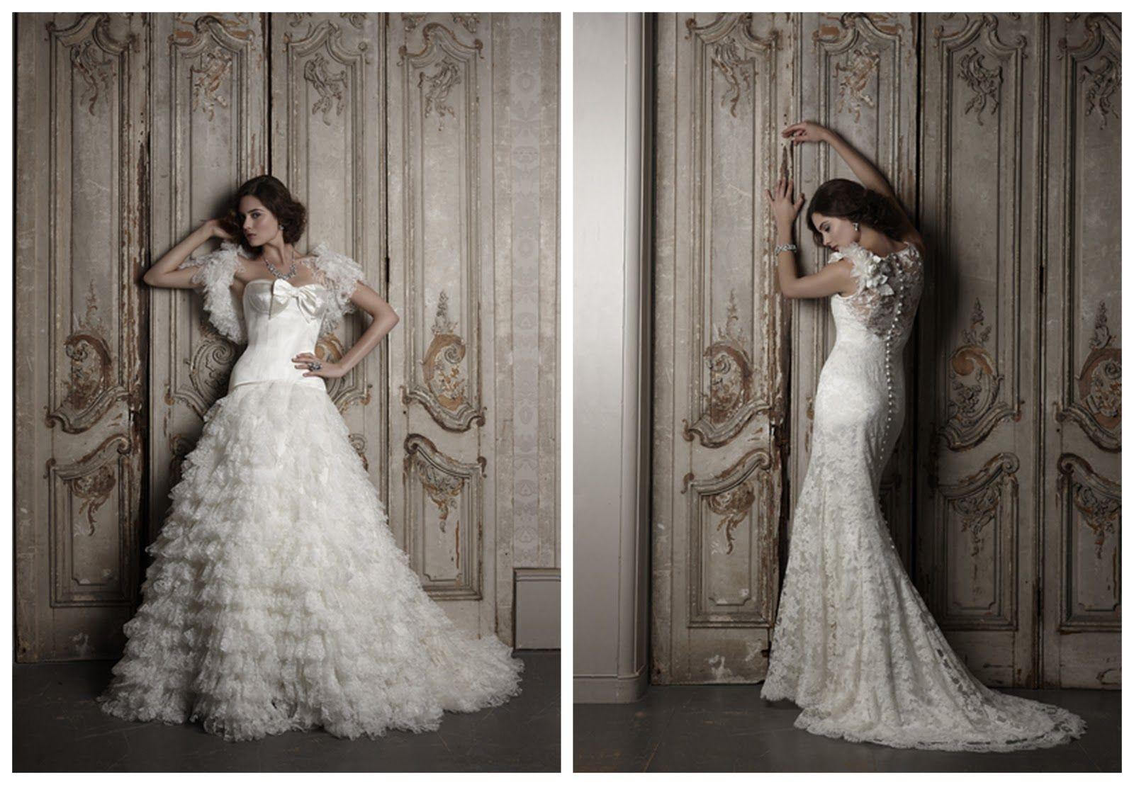 Alexander McQueen wedding duo   Bridal Trends   Pinterest ...