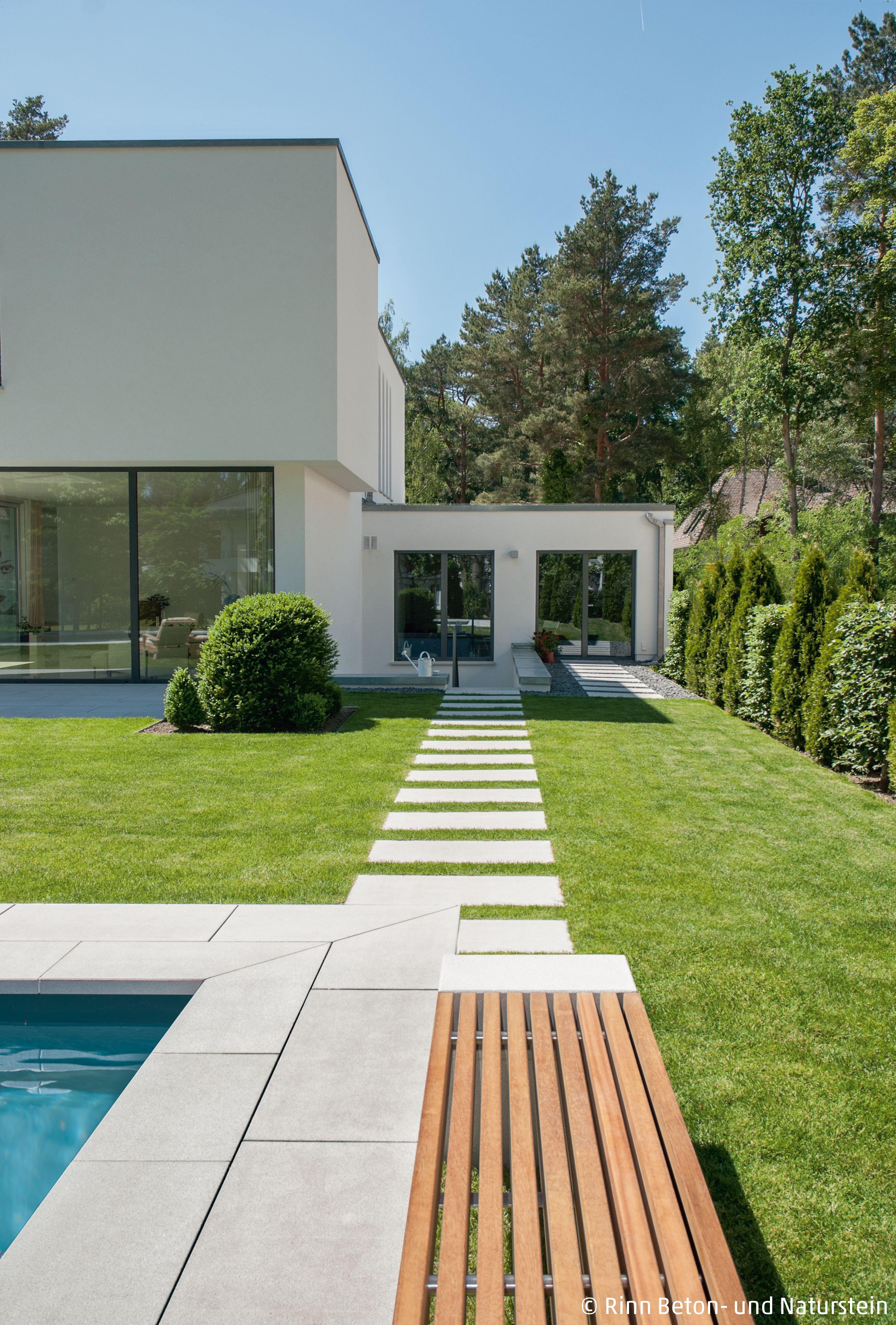 Garten modern gestalten in 12  Gartengestaltung, Garten ideen Fotos