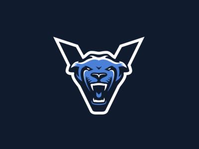 Vigour eSports - Mascot Logo | Logos and Sports logos