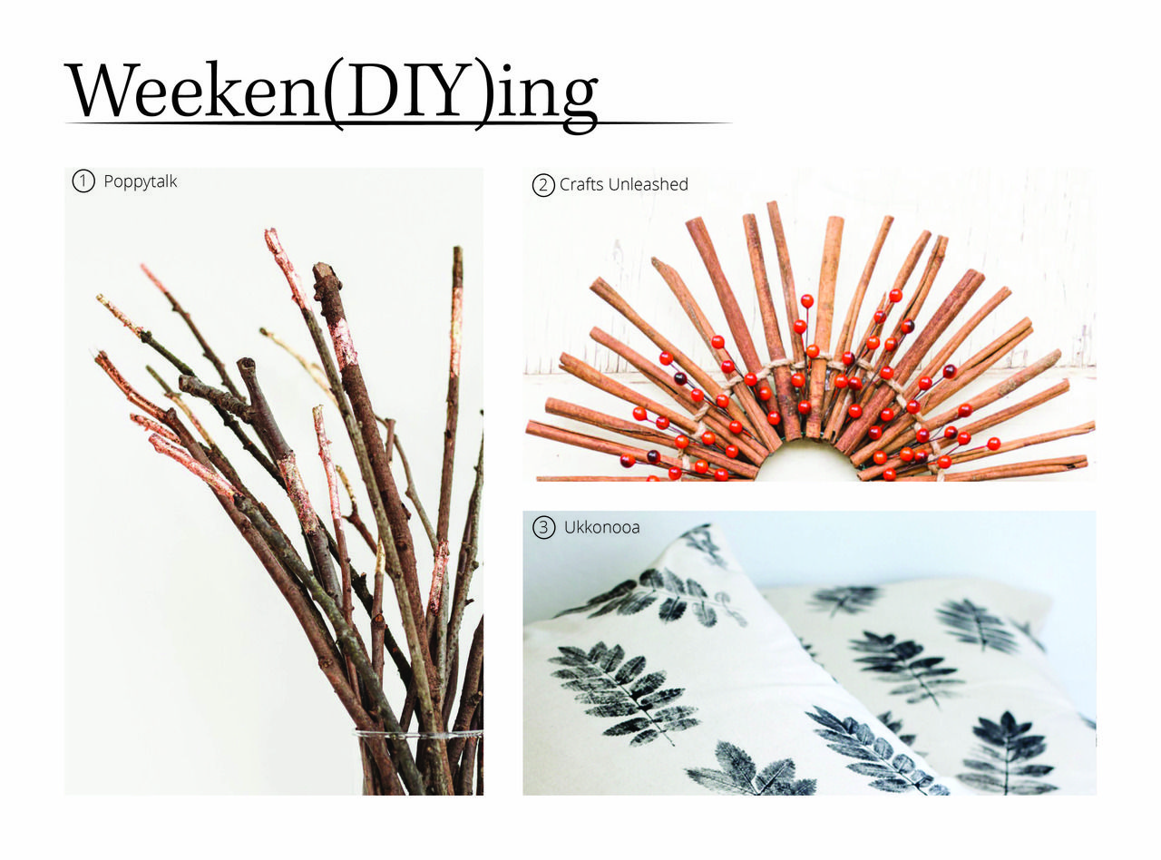 Grab your glue gun, and get craftin'. https://houseoffunk.com/fall-inspired-diys-warm-home?utm_campaign=coschedule&utm_source=pinterest&utm_medium=House%20Of%20Funk&utm_content=Fall-Inspired%20DIYs%20To%20Warm%20Up%20Your%20Home