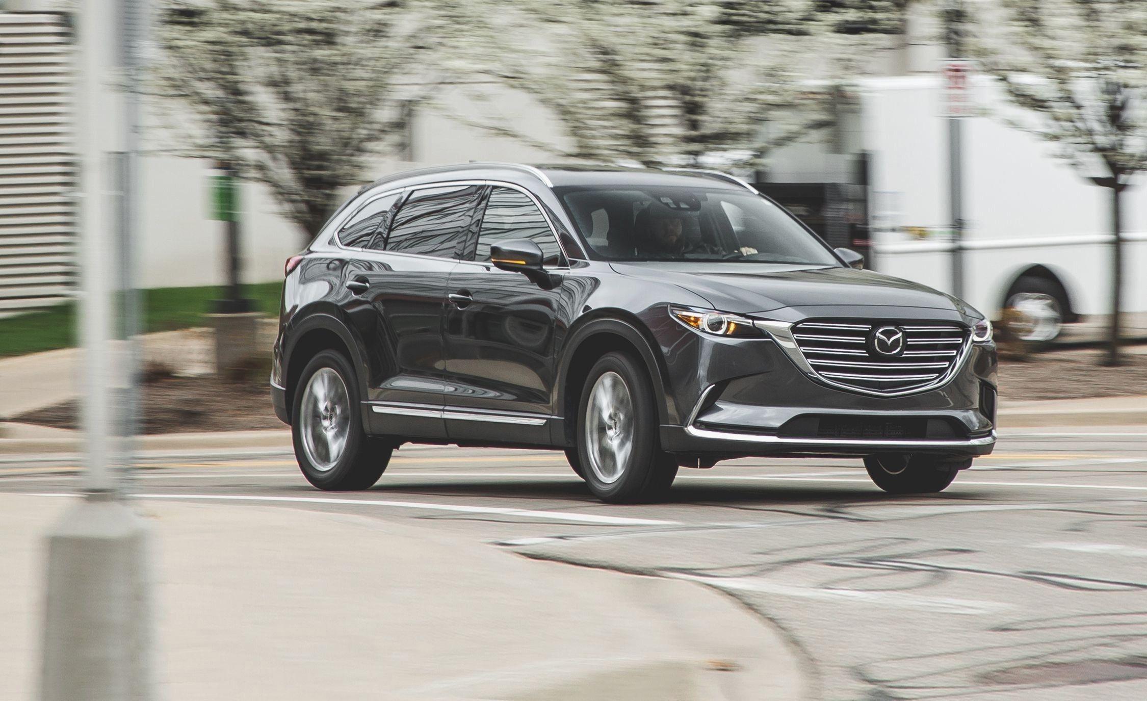 2018 Mazda Cx 9 Redesign Review 2017 Mazda Cx 5 Vs 2016 Mazda Cx 5