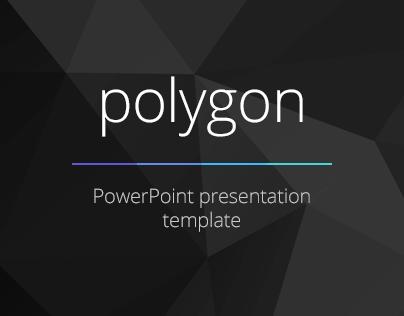 Polygon presentation template is an elegant minimalist powerpoint polygon presentation template is an elegant minimalist powerpoint template containing 30 unique slide layouts toneelgroepblik Images