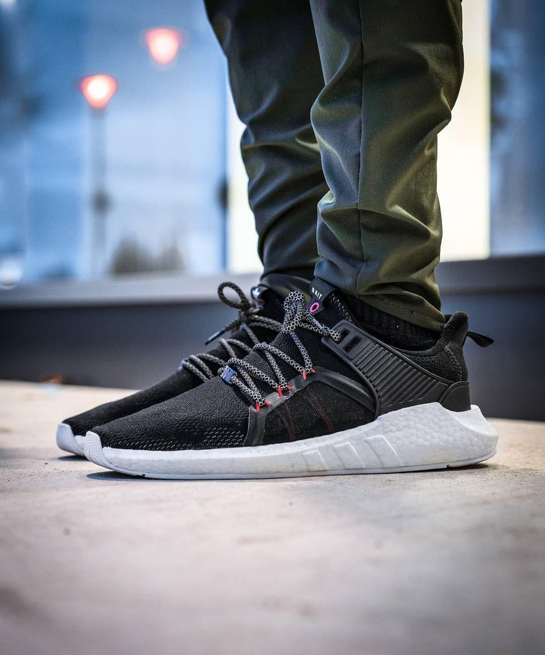best service c2a27 e5de4 BAIT x adidas EQT Support Future Sneakers Adidas, Bait, Scarpe Casual, Air  Jordans