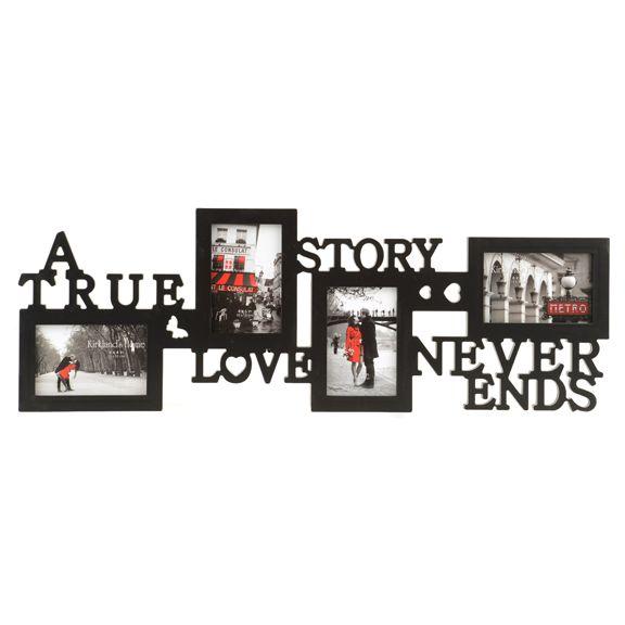 Love Story Collage Frame from Kirklands