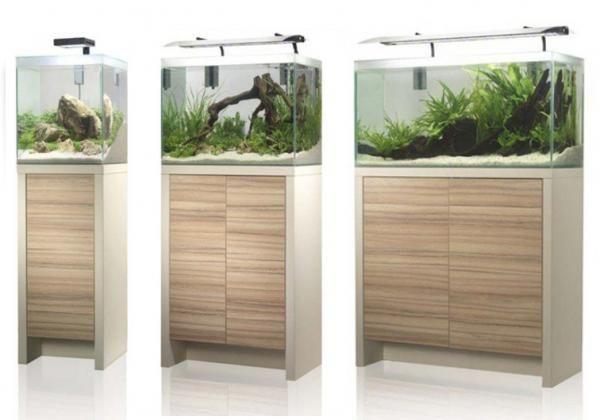 Fluval Edge Aquarium Fresh Water Fish Tank Aquarium Supplies