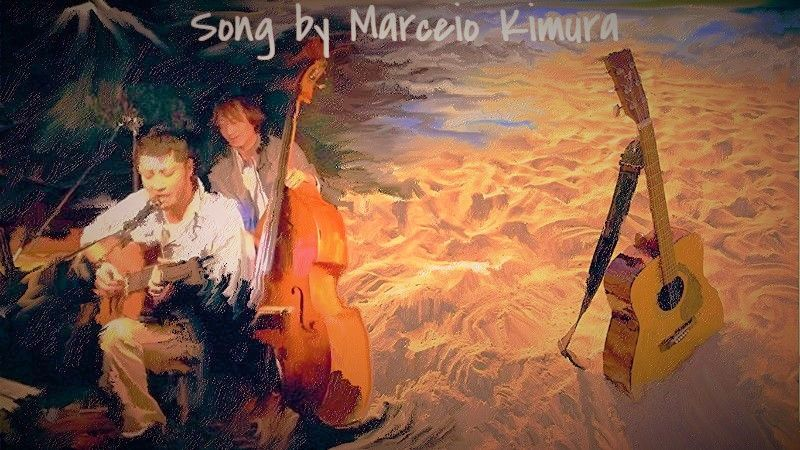 以前にマルセロさんをお絵描きした作品を編集加工してみました。 瞳を閉じて 平井堅 Cover - マルセロ木村 ボサノヴァ Bossa Nova http://youtu.be/lg0v27rGupI  Music by Ken Hirai Cover & Arrengement by Marcelo Kimura Backing Vocals - Chungwon Kimura More songs at www.marcelokimura.com