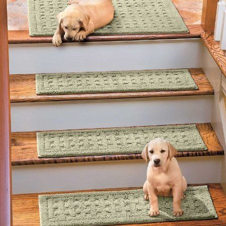 Dog Proof Stairs Stair Tread Rugs Foyer Decorating Carpet Stairs