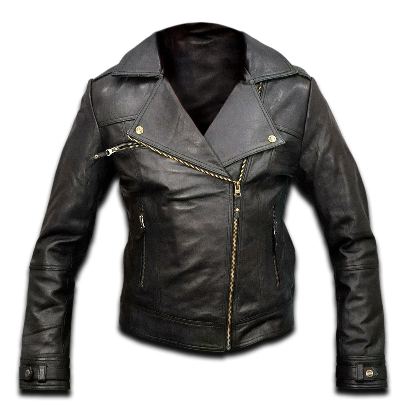 1000  images about Ladies Leather Jacket on Pinterest | Brown