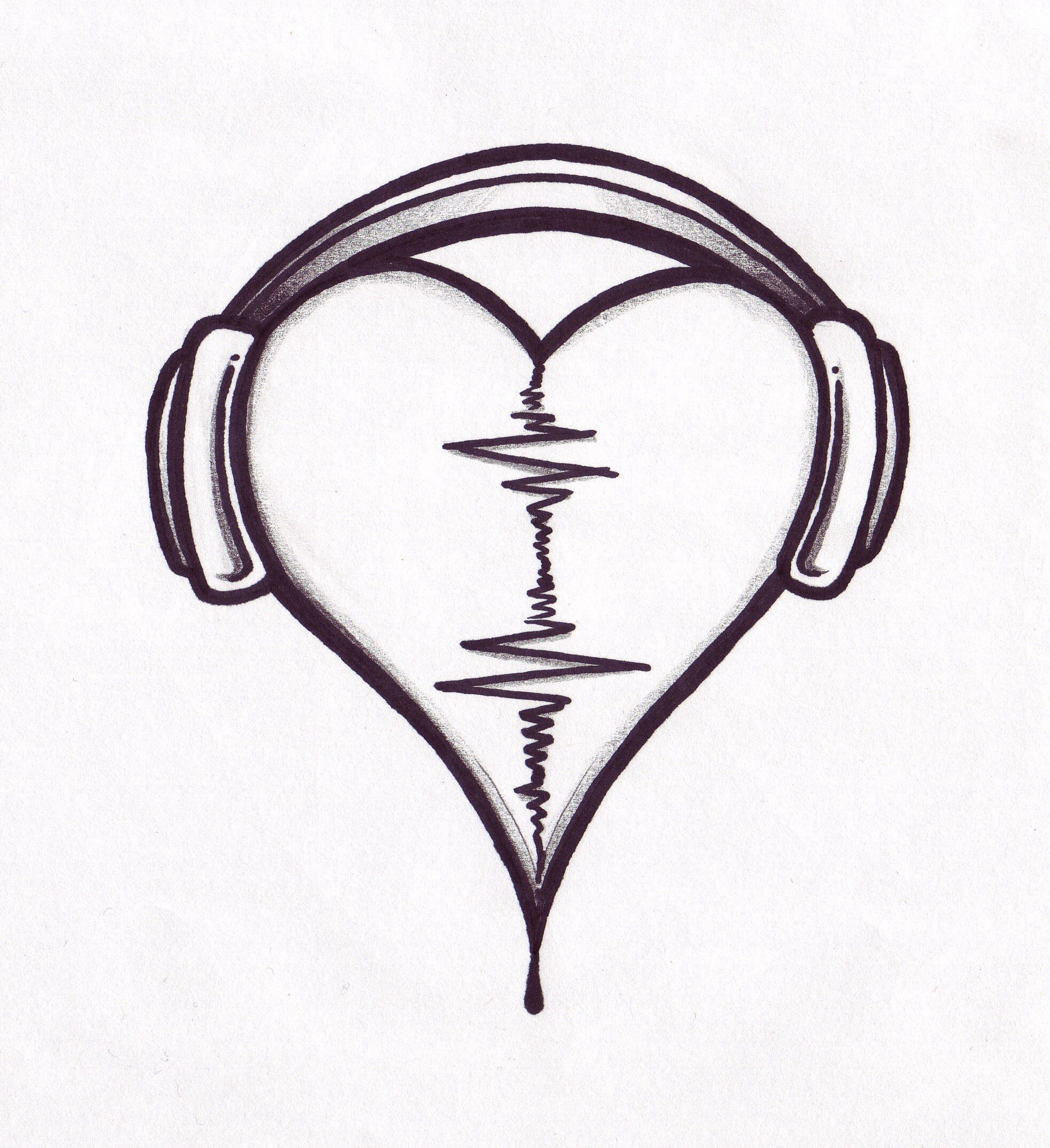 My Fav Tatuagem Headphones