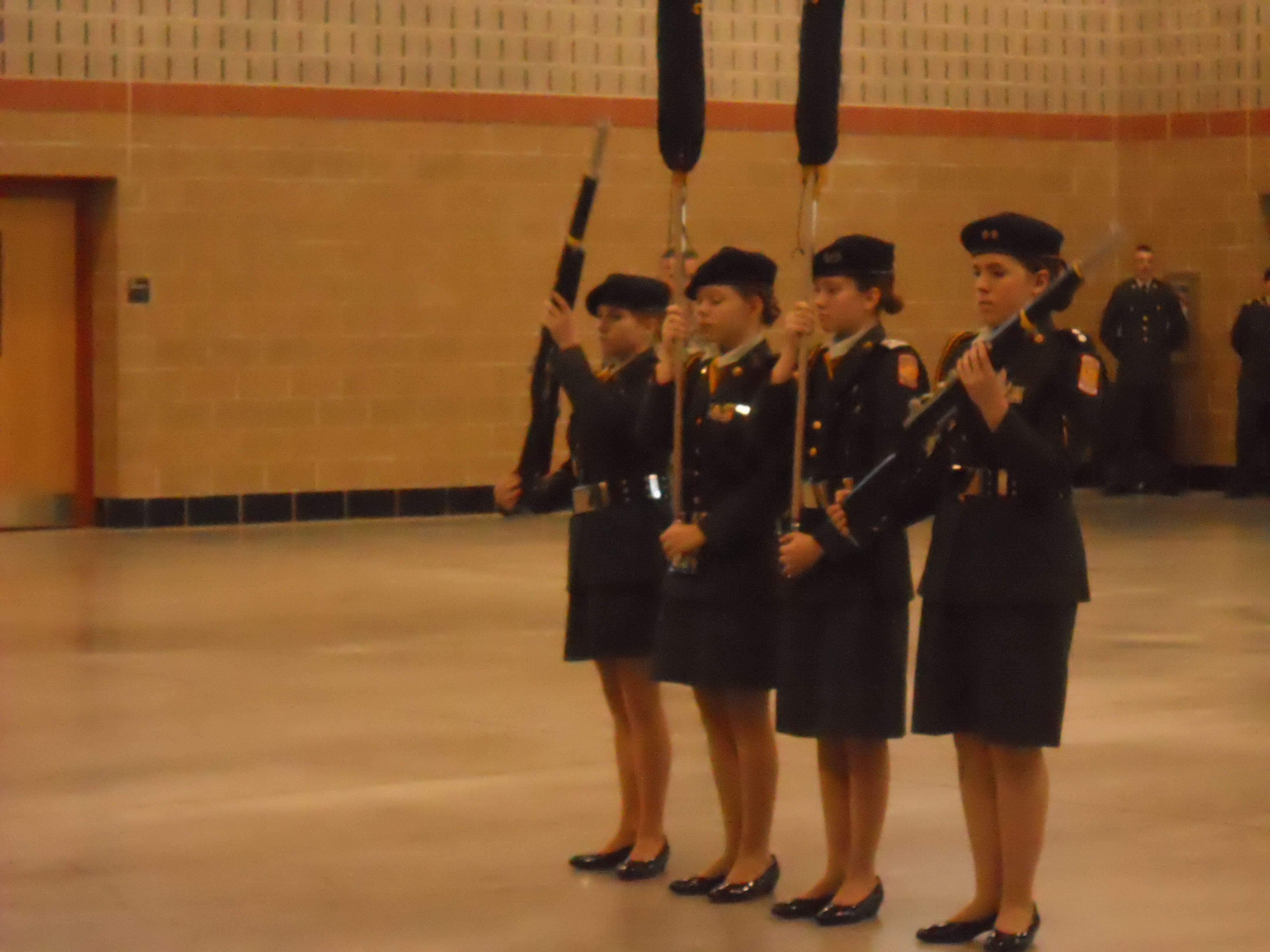 Jrotc Color Guard. United states armed forces, Color guard