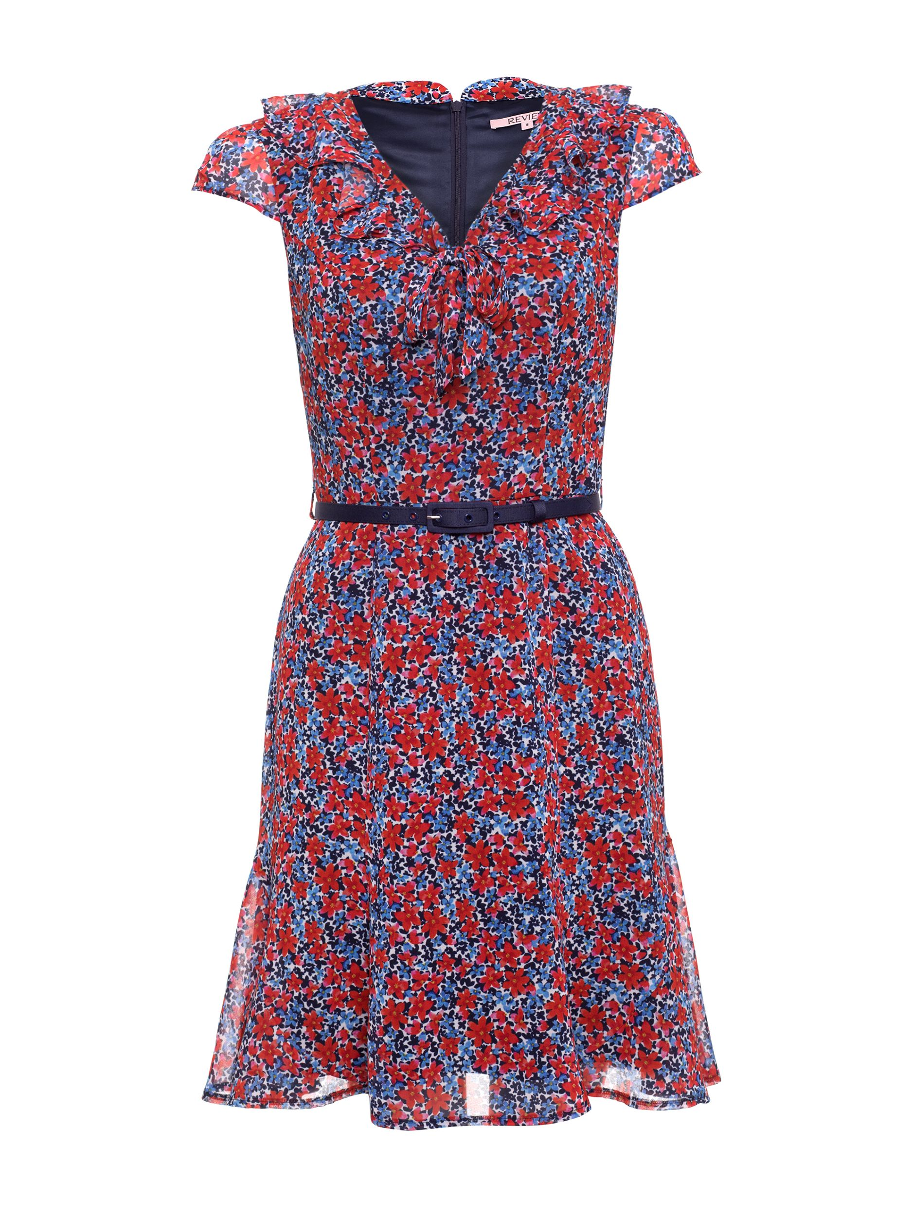 Lois Floral Dress