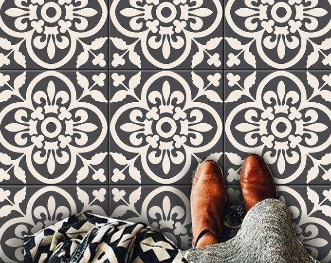 Best Mandala Tile Wall Floor Kitchen Bathroom Backsplash 400 x 300