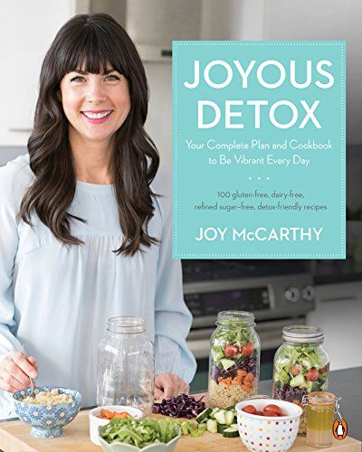 Joyous Detox: Your Complete Plan and Cookbook to Be Vibrant Every Day * Click on the image for additional details.