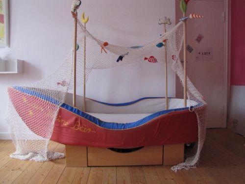 traumhaftes Schiffbett vom Atelier Sommer, Kinderbett