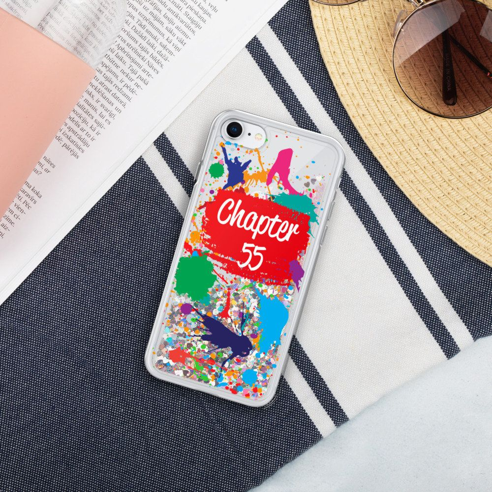 Acomaf Chapter 55 Liquid Glitter Phone Case A Court Of Thorns And