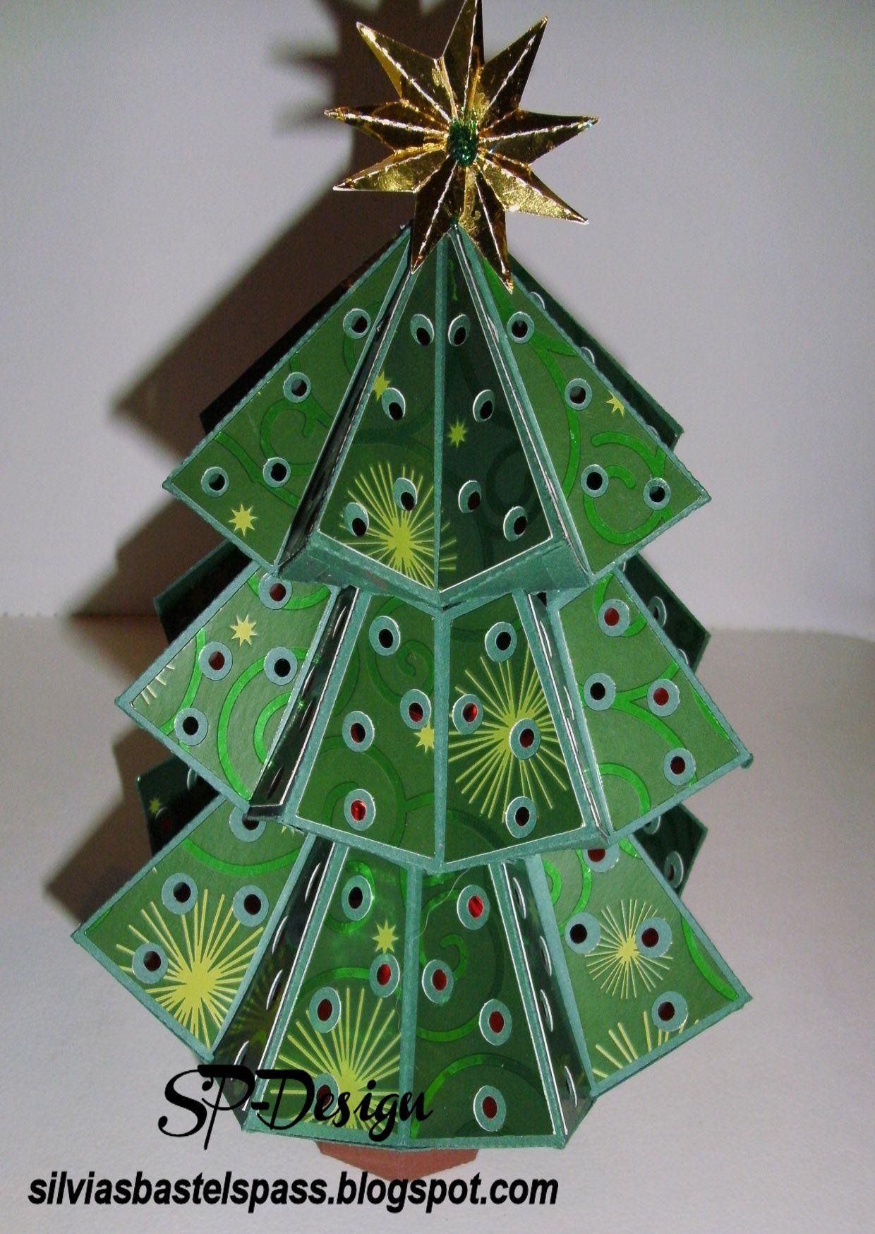 tannenbaum  kreative bastelideen kreativ basteln