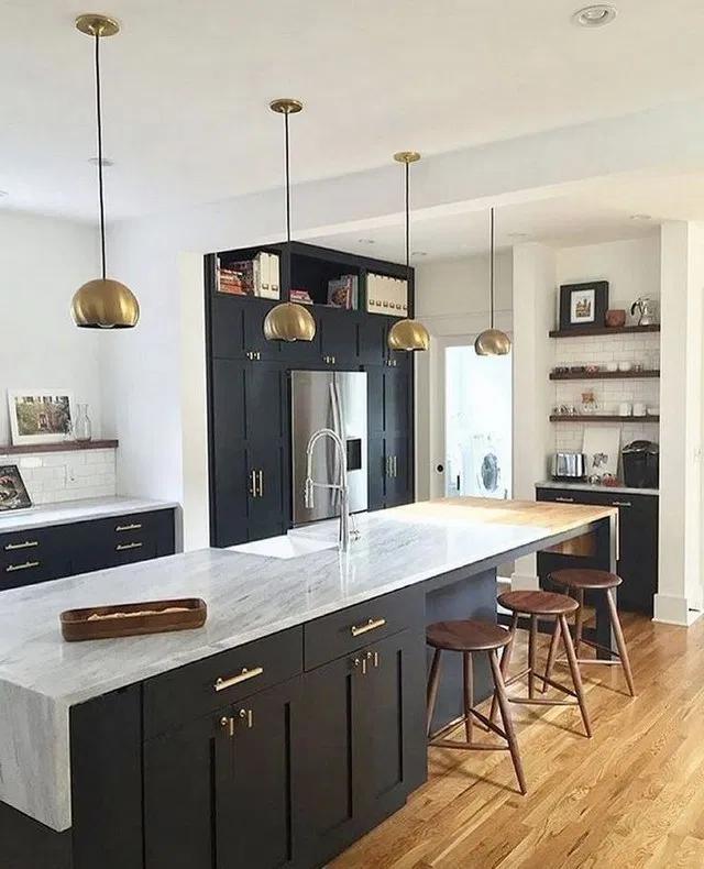 Minimalist Kitchen Cabinet Design