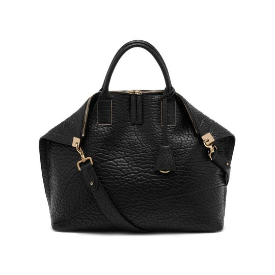 bba74e565915 Mulberry Alice Zipped Tote
