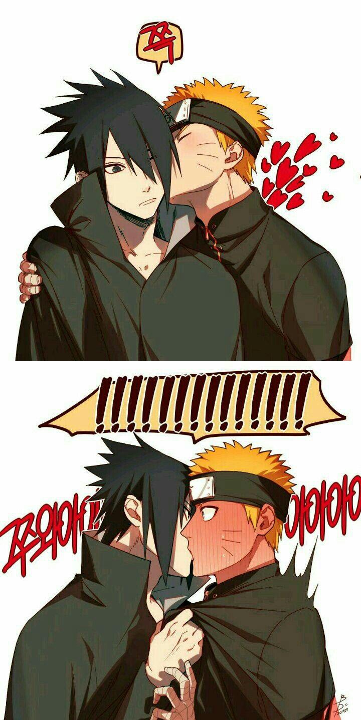 nu gay Naruto