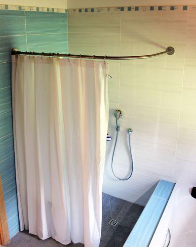 R alisation d 39 une douche italienne pour handicape et pmr - Volume d eau pour une douche ...