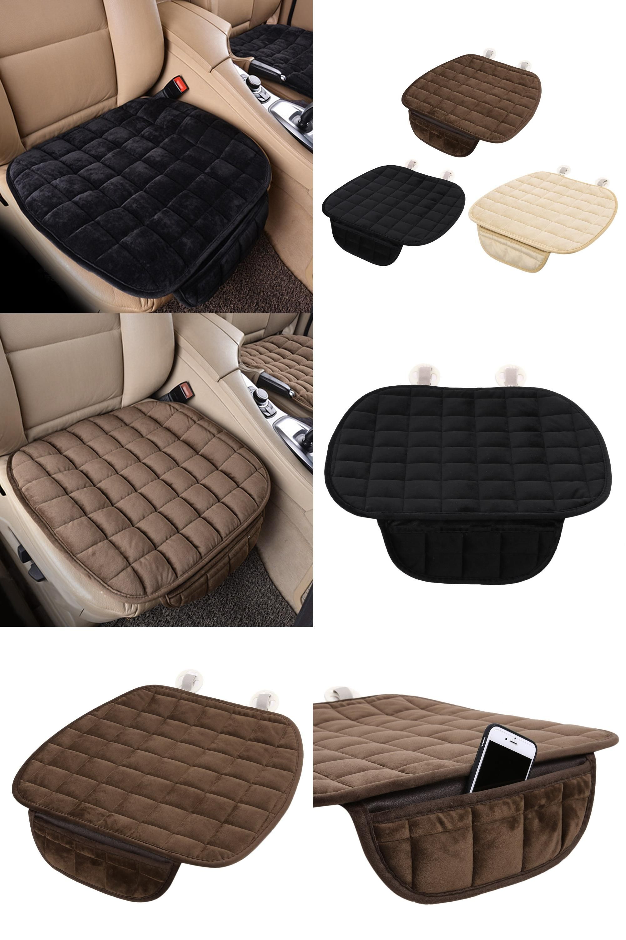 visit to buy universal car seat cover winter plush anti slip