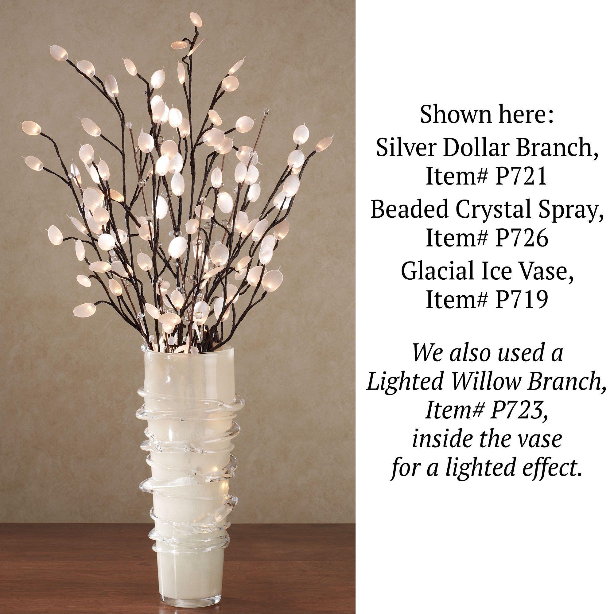 Astounding Silver Dollar Lighted Branches Wedding Ideas Spray Paint Interior Design Ideas Clesiryabchikinfo