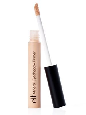 Eyeshadow Primer - you gotta have this! #elf #primer #makeup This stuff is absolutely amazing! Works like a charm and is only $1!