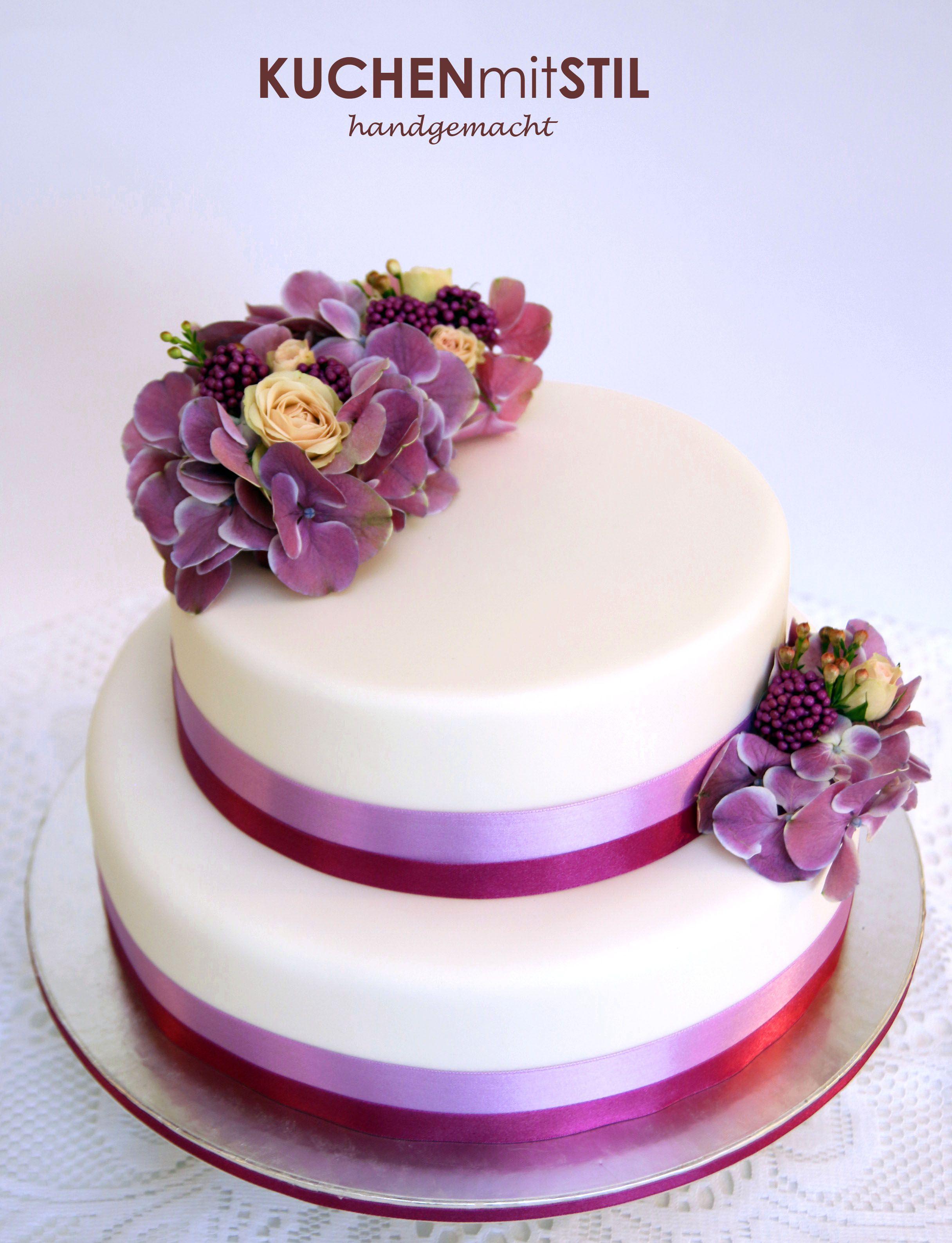 cake with fresh flowers torte mit echten blumen torten cakes we made. Black Bedroom Furniture Sets. Home Design Ideas