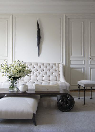 South Shore Decorating Blog: Less is More, More is More, Or Somewhere in the Middle?