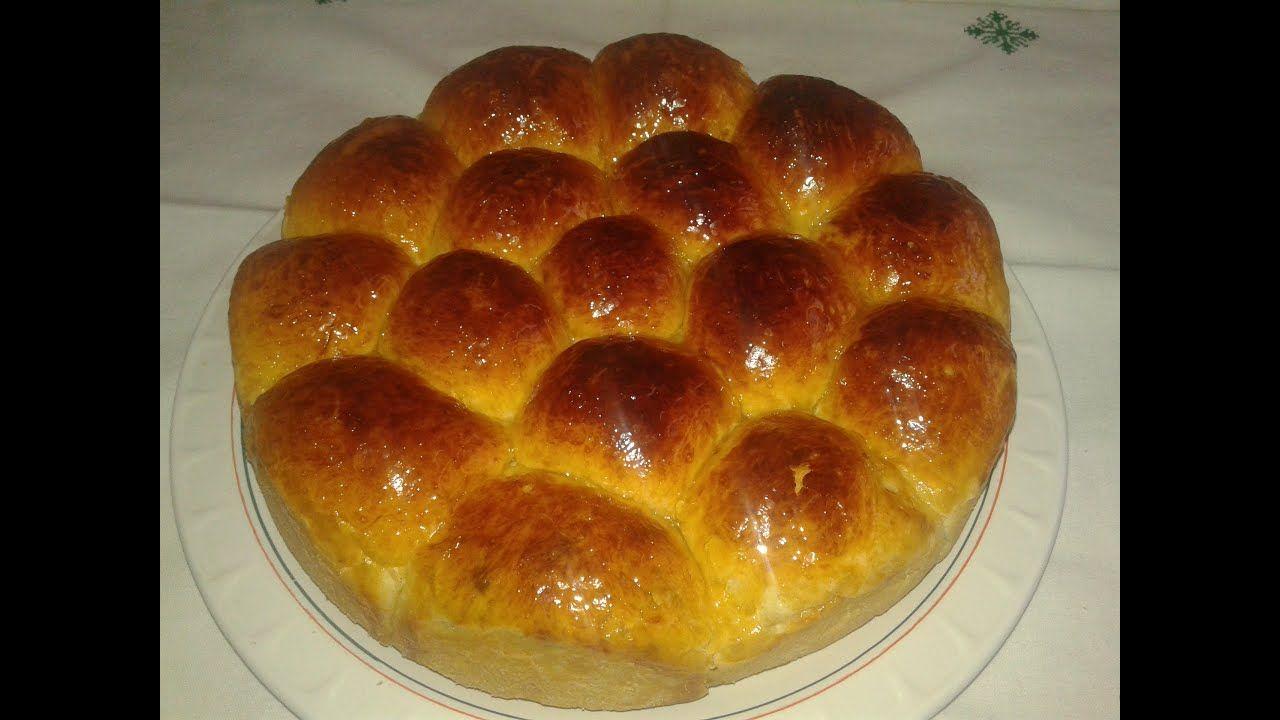 بريوش خلية النحل أو الشهدة بالشوكولا Food Desserts Bread