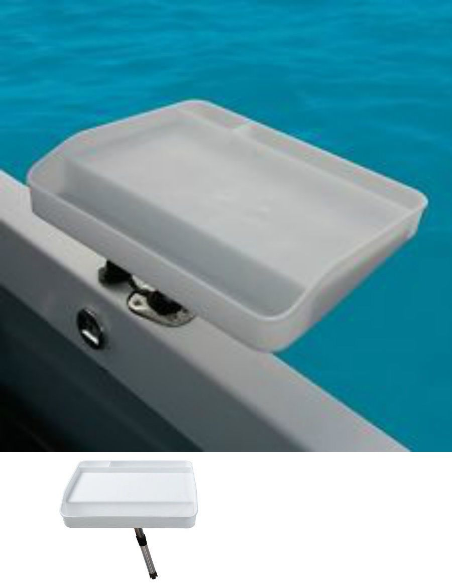 Fillet Tables And Cutting Boards 161823: Bait Knife Table Fillet Board Rod  Holder Mount Fishing