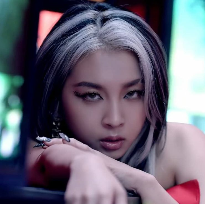 Pin By Jennie Kim On K A R D Kard Red Moon Kpop Girls