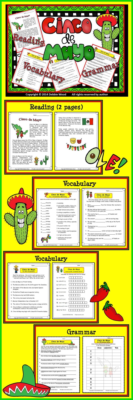 Cinco de Mayo | Love teacher, Scramble words, Speech, language
