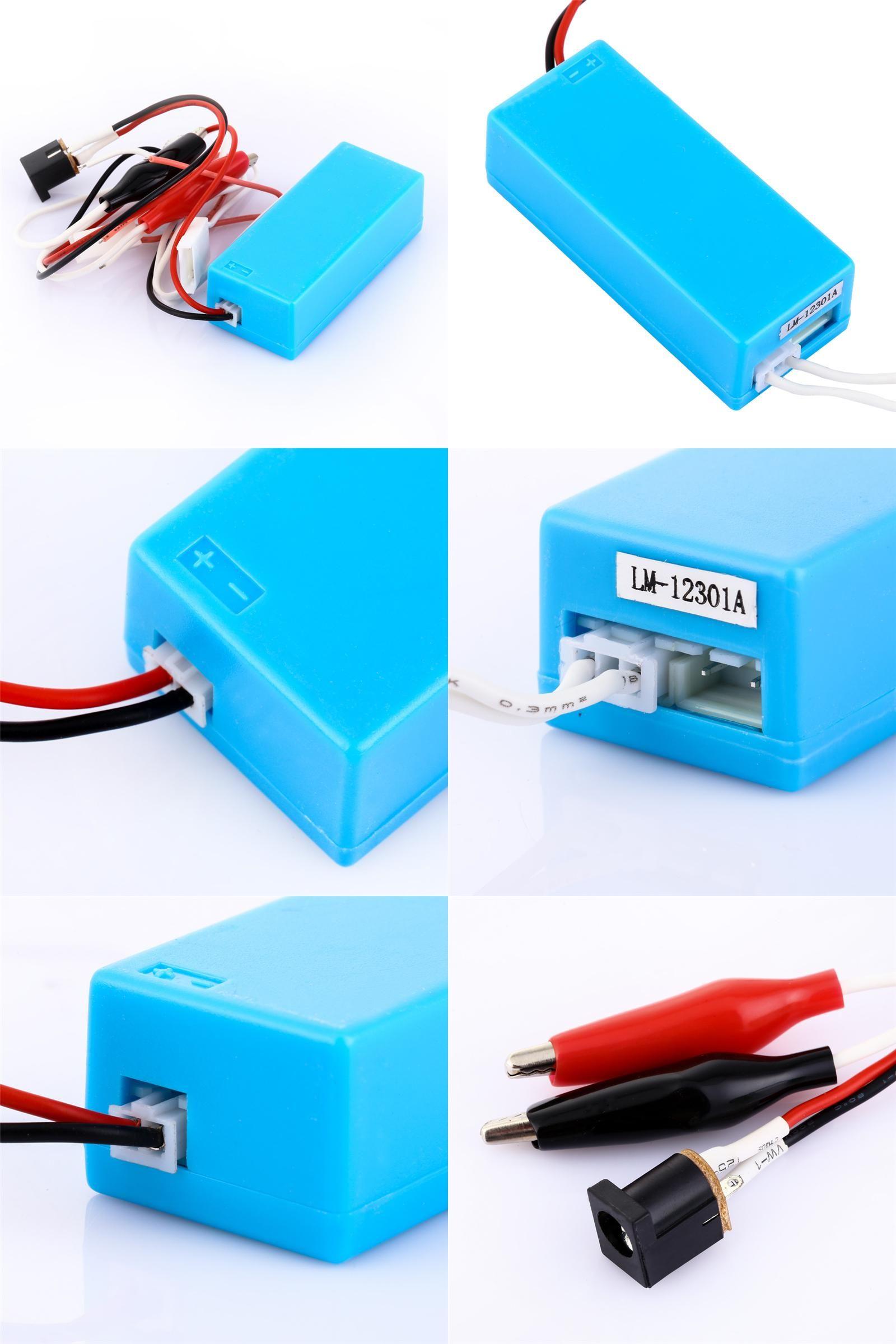 Visit to Buy] 12V DC Input CCFL Inverter Tester CCFL Lamp Test Tool ...
