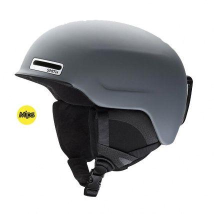 Smith Maze Mips Matte Charcoal Helmet Helmet Ski Helmets