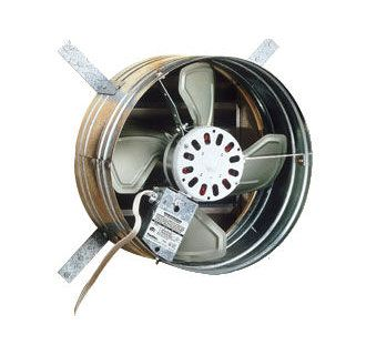 Gable Mounted Attic Fan 1140 Cfm Broan Attic Vents Attic Fan