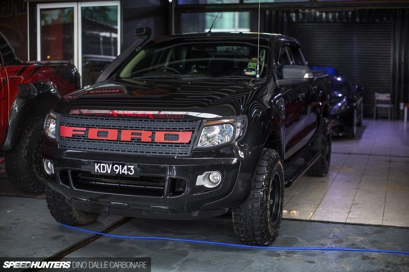 euro tuning in kuala lumpur ford 4x4 ford ranger. Black Bedroom Furniture Sets. Home Design Ideas