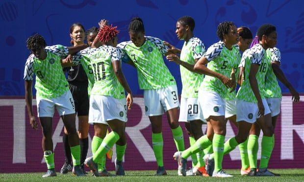 USA 2-0 Nigeria: Super Falcons put up a hard fight, but