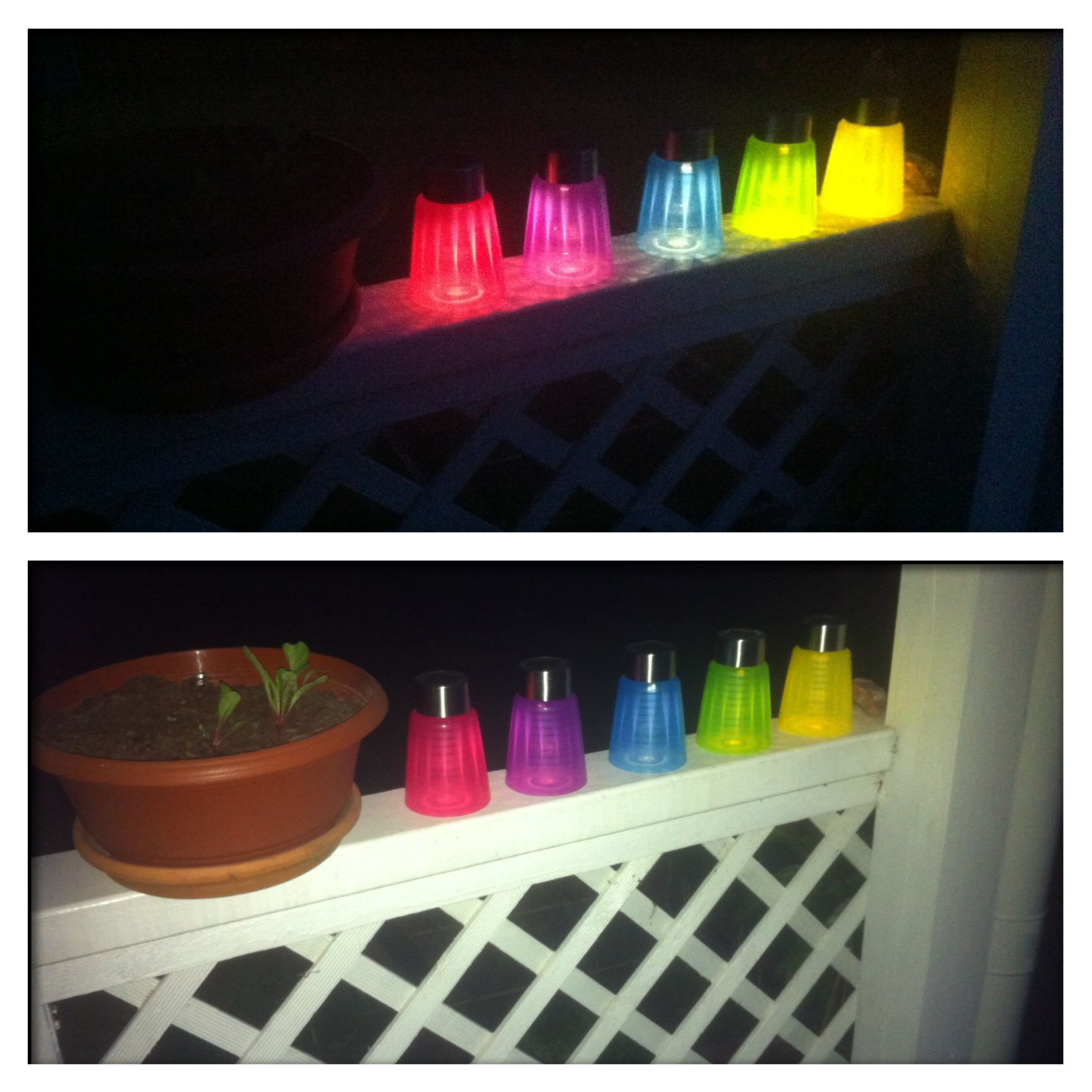 Solarlampe Ikea Cheap Solarlights Ikea Plastic Cups In Various Colors S