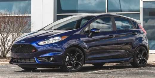 2019 Ford Fiesta Hatchback St Rumors As Its Name Suggests The Carnival St With A Mighty Turbocharged Engine And Sport Tuned S 2019 Ford Ford Fiesta Hatchback