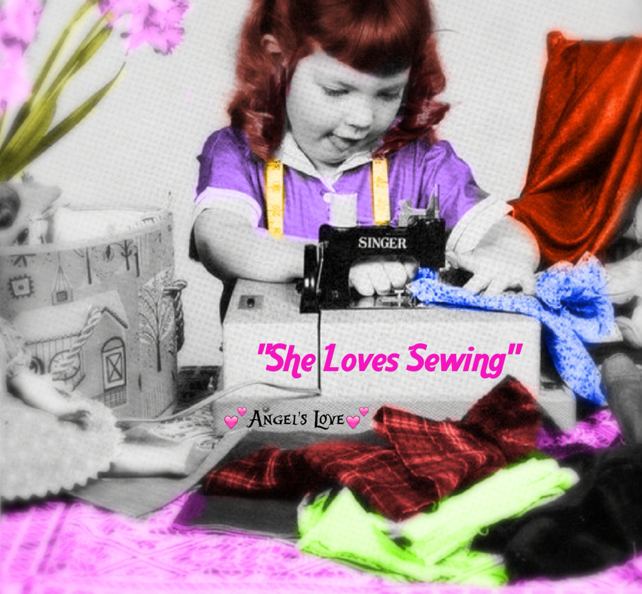 ♡She Lơνєѕ Sewing♡