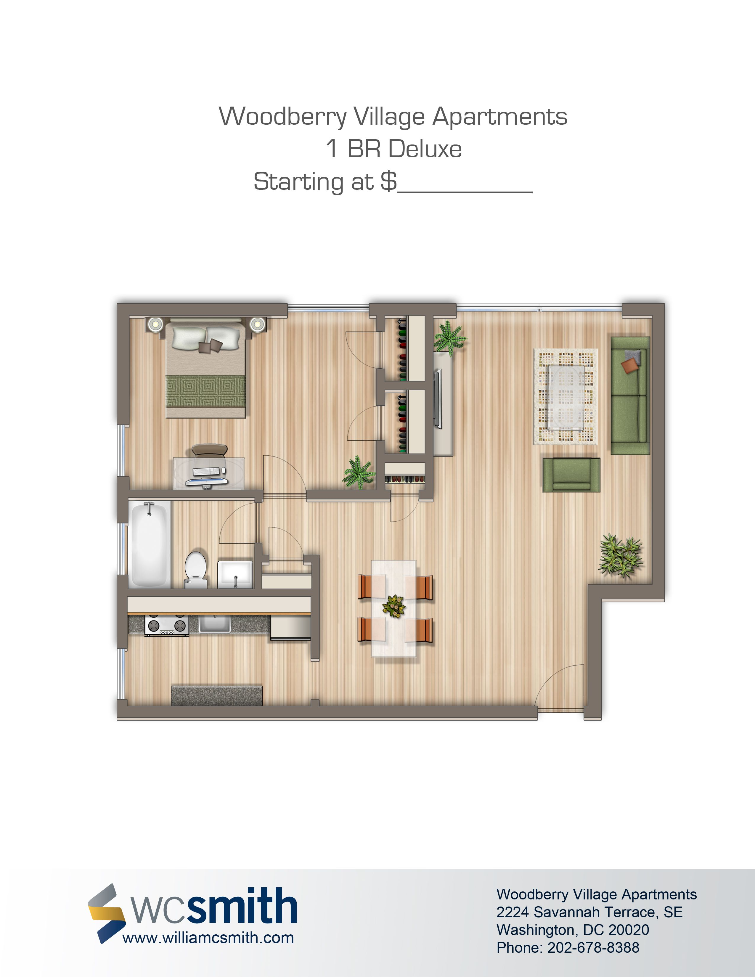 Woodberry Village Apartments Tiny house design