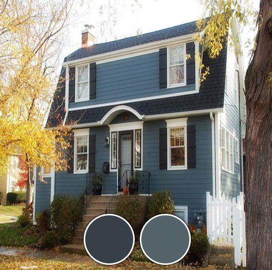 Colores de moda para pintar casa exterior - Pintar exterior casa ...