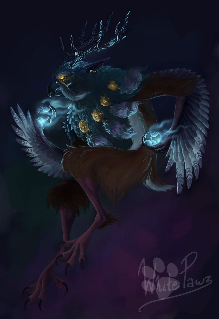 Night Elf Moonkin - Reimagined by WhitePawz.deviantart.com on ...